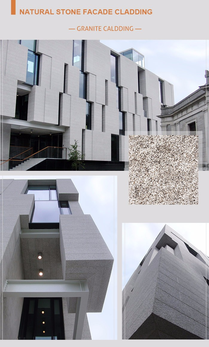 Commercial project cost-effective design exterior limestone cladding wholesale