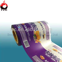 Pastries Moistureproof and UV resistance laminating Roll film