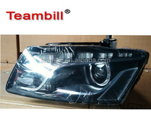 Auto LED headlight head lamp for AUDI Q5 spare parts 2009 YEAR