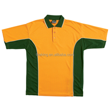 Custom make school uniform polo t shirt