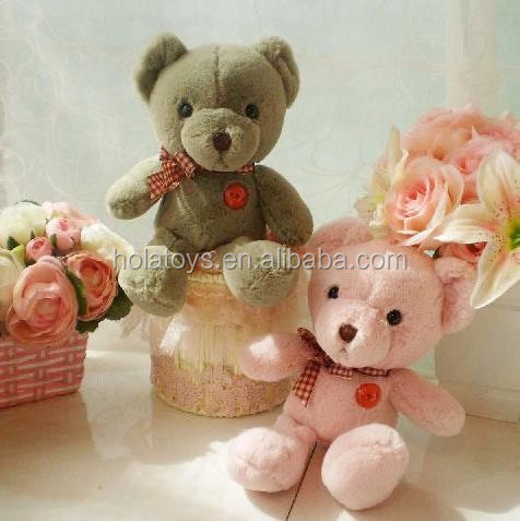 New lovely bear plush toys/custom bear stuffed toys/plush toys