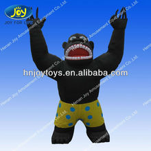 2013 New Inflatable Gorilla with Shorts and Glasses