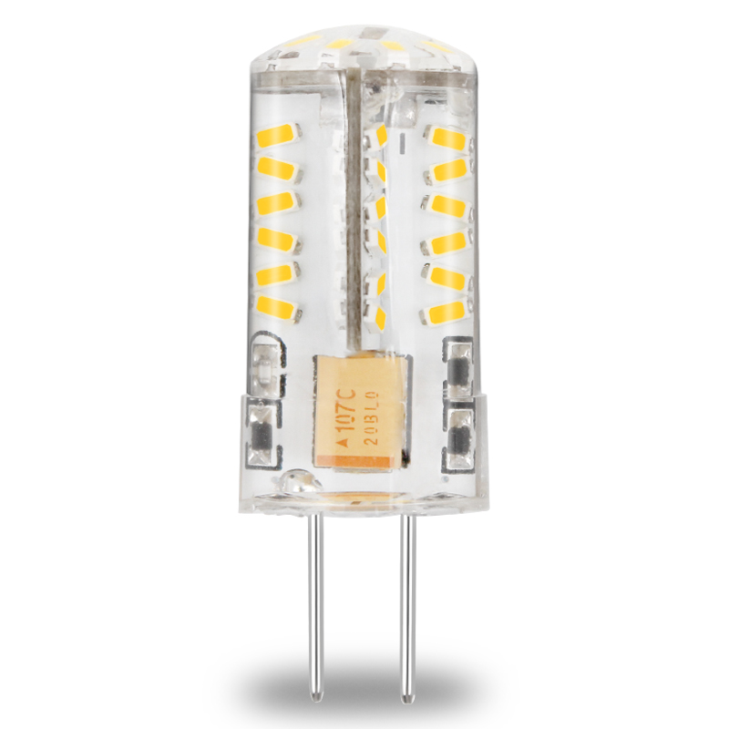 Chandelier Light Source 2.5W Mini AC DC 12V Led <strong>Bulb</strong> G4 With ETL TUV Certificates