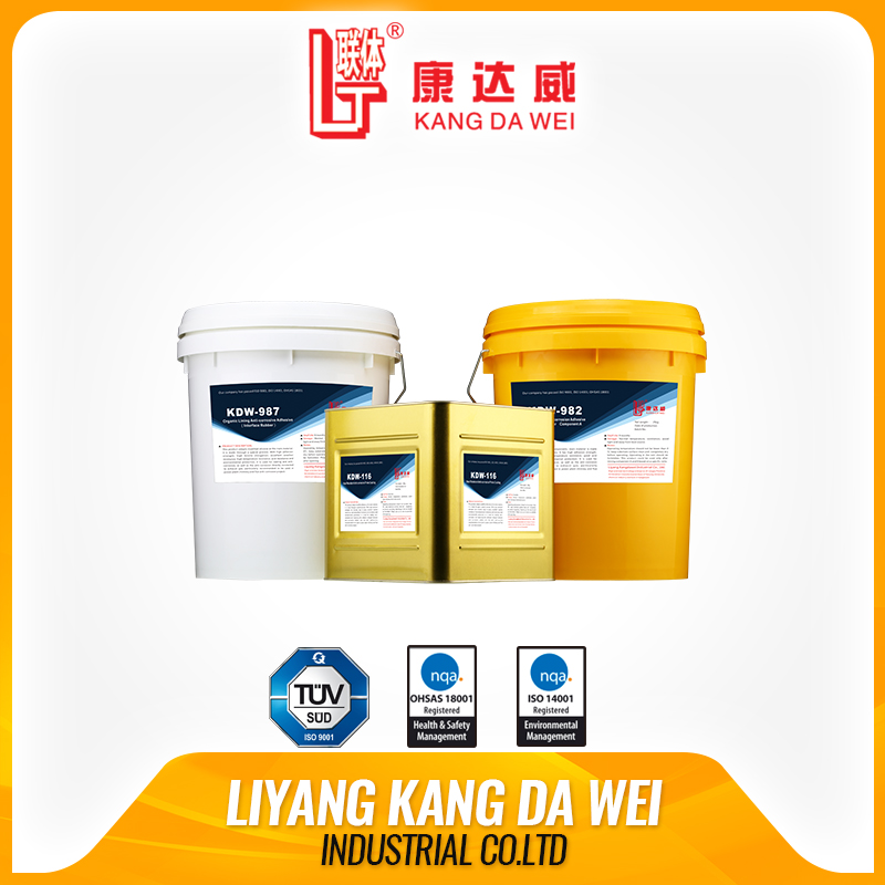 rtv silicone rubber coating for chimney anti-corrosion With good thixotropy