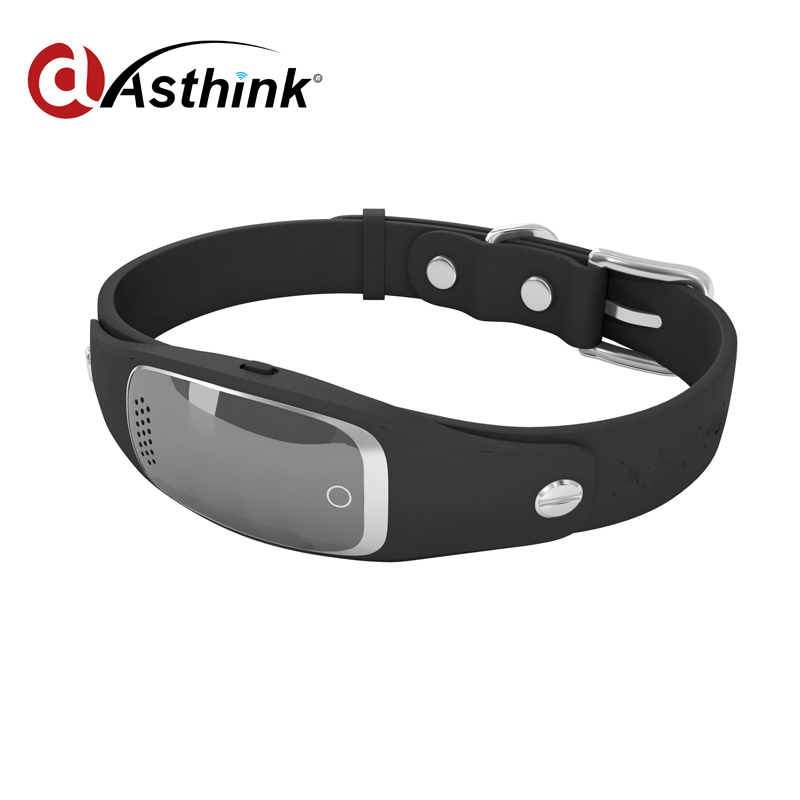 Pet Collar Tracker 3D Acceleration Assisted Positioning personal micro gps tracking device intelligent controller