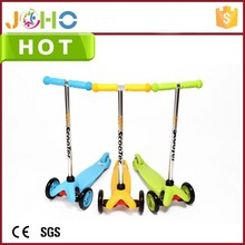 2015 stand up children foot pedal kick scooter