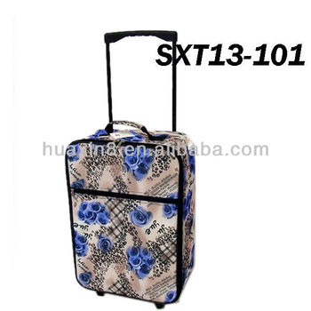 SXT13-103 Promotional Foldable Trolley Luggage