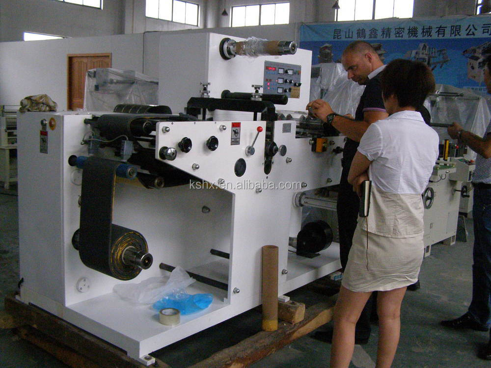 automatic die-cutting machine