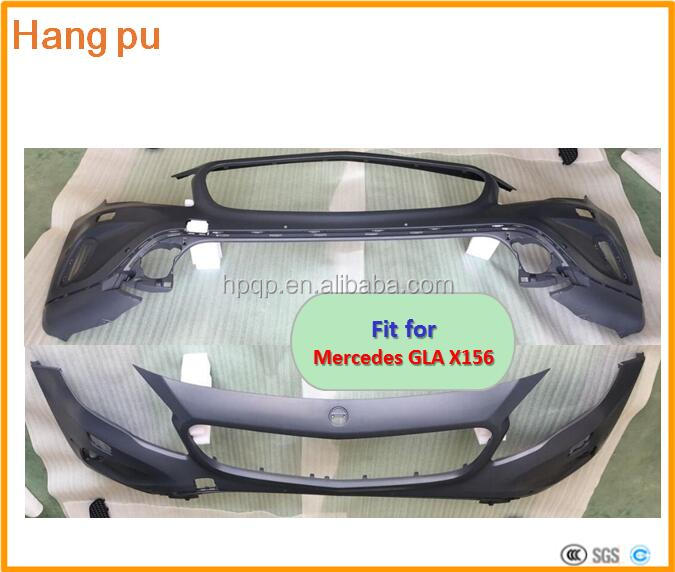 Aftermarket body parts hot sell a1568800940 Front bumper cover for Mercedes X156 GLA 2015