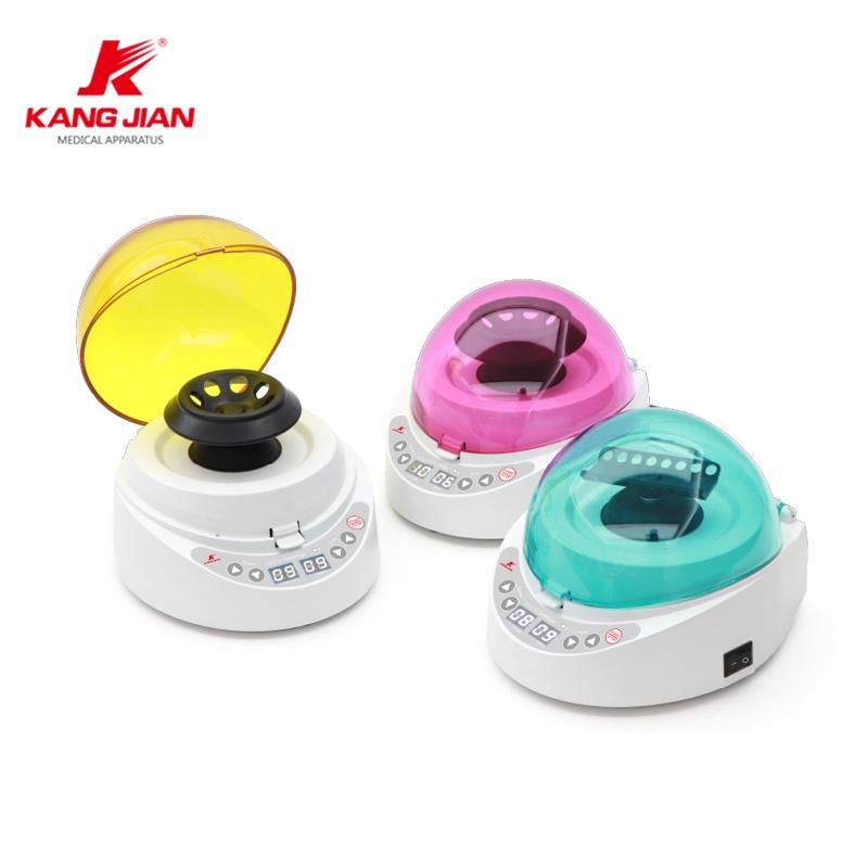 High speed prp centrifuga mini small laboratory centrifuge