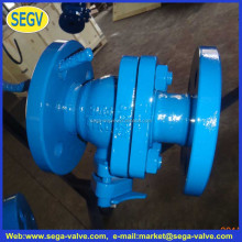 tDIN ANSI Lever Operated Ball Valve Flanged End Ball Valve