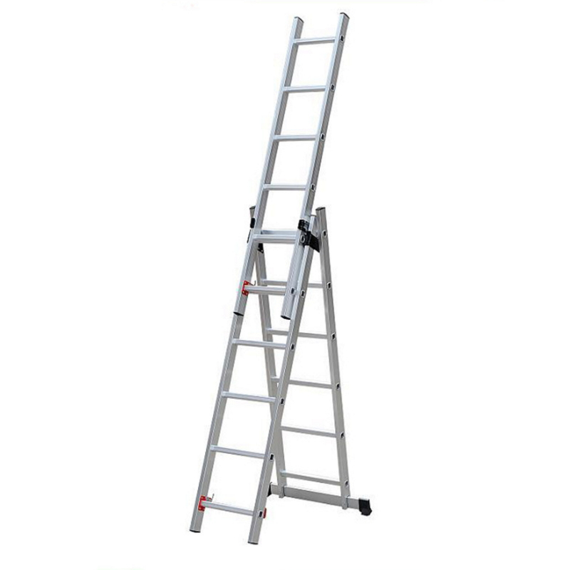 Custom Step aluminum Ladder with CCS