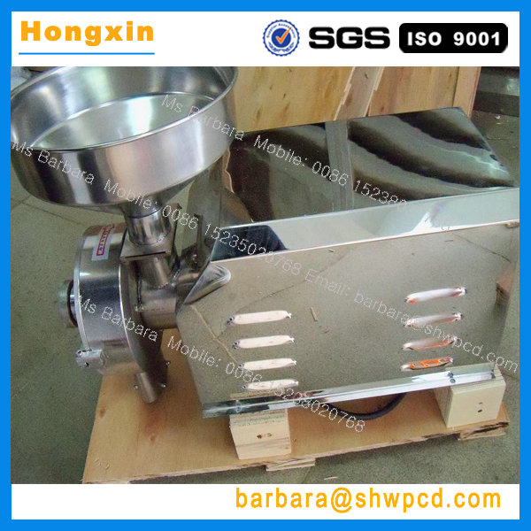 Stainless steel grain grinder/flour mill/grain mill machine
