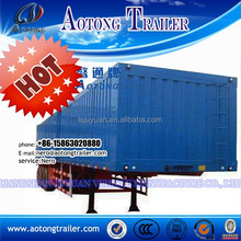 China supplier best manufacturer box trailer kits with ISO for exporting