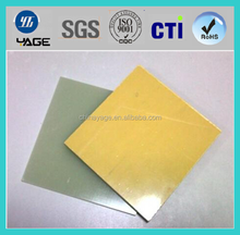 Manufacture of aqua green laminate white /black/yellow color FR4