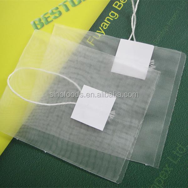 empty nylon paper corners triangle tea bag private label. Black Bedroom Furniture Sets. Home Design Ideas