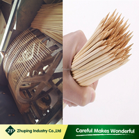 Wholesale Disposable Bamboo Sticks for Barbecue