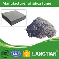 85%-99% micro silica fume for foam concrete