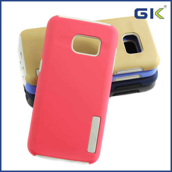 Smart Back Cover Case For Samsung S7 G9300, TPU+PC Case For Galaxy S7