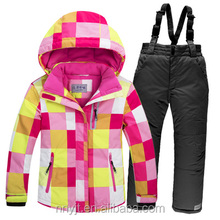 children ski jacket and pant