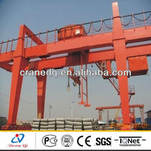 2015 hot sale container handling port crane price