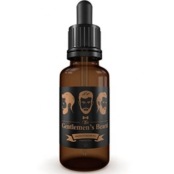 Private Label 30ml  Men Beard argan oil beard