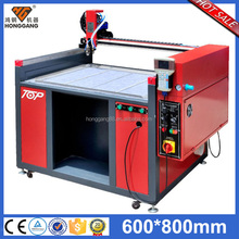 china alibaba popular pu glue spraying machine-visual positioning