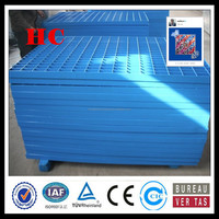 Factory Supply Plain Flat Bar Type Steel Grating Mezzanines Steel Grates Closed End Type Fences Steel Grating Price