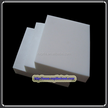 ptfe hard thickness sheet