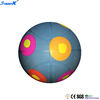 wholesale natural rubber ball custom printed toy ball