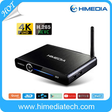 Google Player Android TV BOX Android 4.4 Amlogic Quad Core Airplay TV Channels Programs