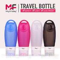 Wholesale refillable mini silicone car air freshener bottle