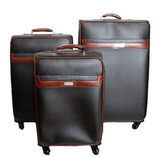 2016 China Supplier Travel Luggage sets unique luggage sets trolley luggage