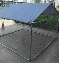 the 5'x10'x6' dog kennel(6panels)