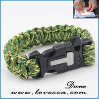 best sell perfect design hand-made paracord parachute