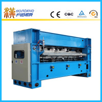 High speed geotextile making needle punching machine