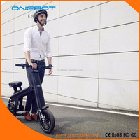 2016 New Designing Smart E-scooter ONEBOT T8 Electric Bicycle
