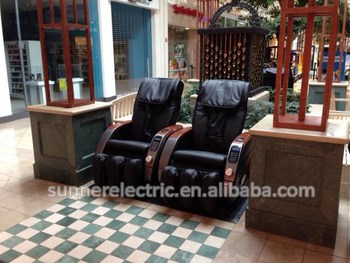 Commercial Vending Massage Chair with Bill Acceptor