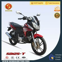 125CC 4 Stroke Air Cooling Automatic CUB Bike SD125-T