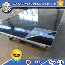 Jinbao rigid flat acrylic sheet clear colored 2mm 5mm 4'x8' for display