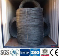 SAE1008 material alloy steel wire rod 5.5mm