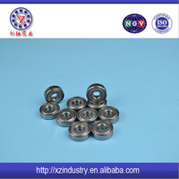 deep groove miniature ball bearing MR52 MR52ZZ