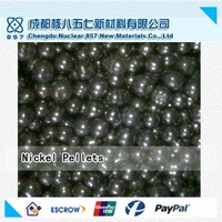 China nickel pellets manufacturer with military quality