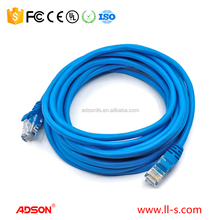 durable and flexible Cat6 cable with high bandwidth of up to 250 MHz