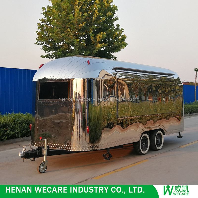 Henan Wecare Customized hot dog trailer bike with best prices