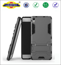 PC TPU Combo Rugged case Shcokproof Mobile Phone cases For Sony Xperia E5