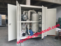 Renew used transformer oil Recycling System ,dielectric oil regeneration plant