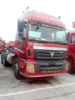 Used/Secondhand FOTON Tractor Truck/Tractor Head 4X2 & 6X4