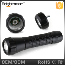 5 modes strong beam 200lm long shot rechargeable torch flashlight