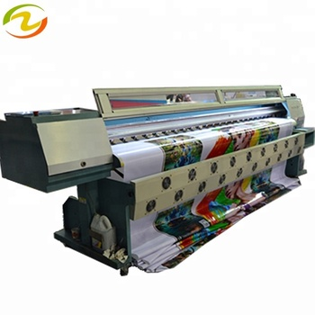 3.2m Challenger FY-3208R SPT510 digital vinyl flex banner solvent printer/plotter/printing machine